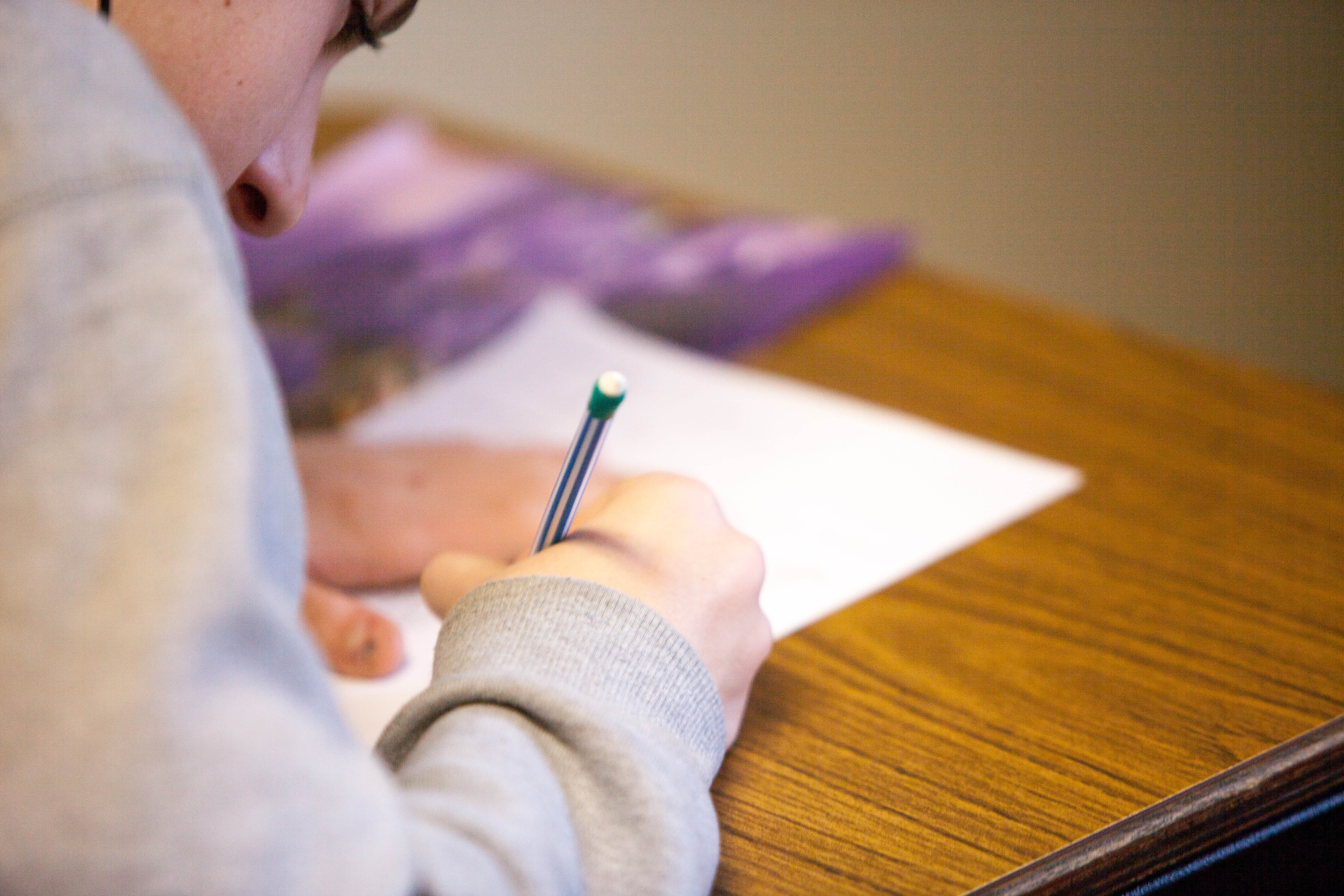 No Test Scores, Now What?